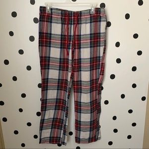 🌈5/$25🌈Old navy plaid pj pants size s